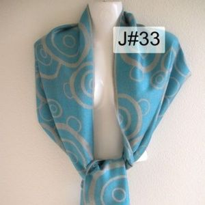 """**NEW SPRING COLLECTION** """"72x26 Scarf NWT quality"""